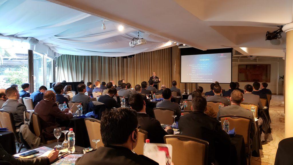 FAMAE, S2T y The Alrm Group realizaron seminario