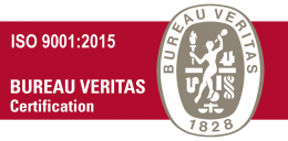 Logo iso 9001-2015 22.10.2019